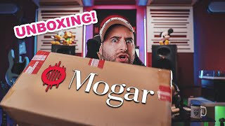 Unboxing an huge pack from Mogar Music Italia!