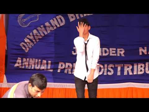 Aditya Chauhan Dance on Mera Joota Hai Japani