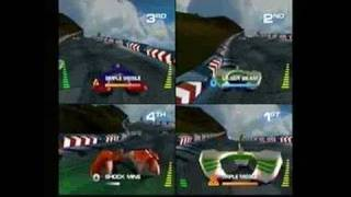 MagForce Racing Dreamcast Gameplay_2000_06_15_3