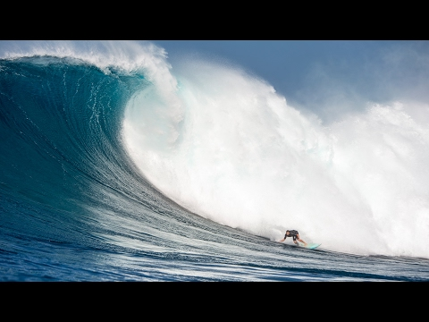 Master of Big Wave Board Shaping