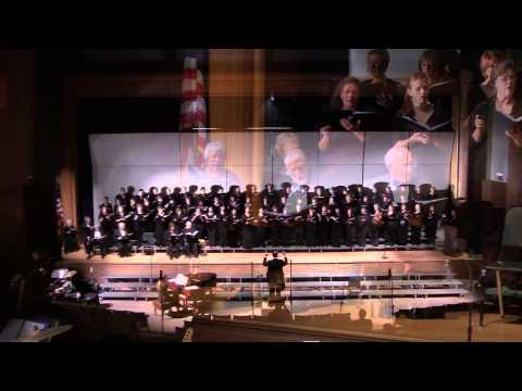 Teo Torriatte - Wyoming County Chorale with CSNEP