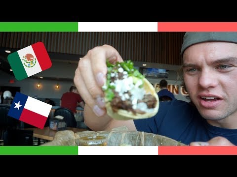 Tex-mex or Authentic? 🌮 Trying Tacos in My Hometown