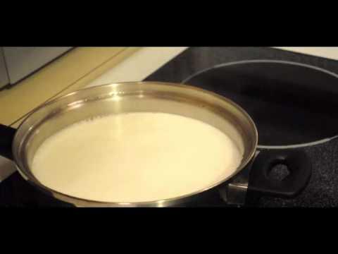 Молочный суп с вермишелью —