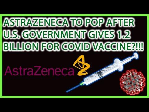 ASTRAZENECA & OXFORD RECEIVE $1.2BILLION FROM U.S. BARDA FOR COVID VACCINE!🚨BIOTECH STOCKS ANALYSIS🎯
