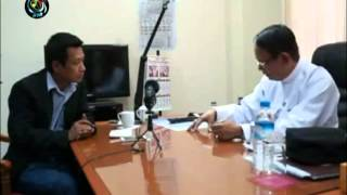DVB Interview with U Aung Thaung (3)
