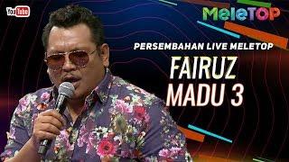Download lagu Fairuz Madu 3 Persembahan Live MeleTOP NeelofaDato Ac Mizal MP3