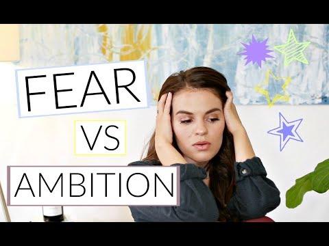 I SURVIVED | Fear vs Ambition #RadTalks