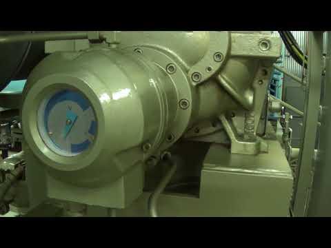 видео: Пуск холодильной машины mycom