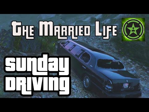 Sunday Driving in GTA V – The Married Life