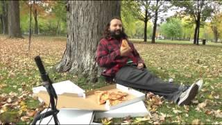 #11 L'épisode dans lequel Bande Pensante livre des pizzas en vélo