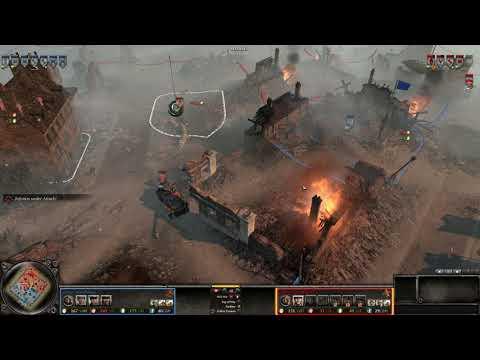 Company of Heroes 2 - Seismic Union Tournament 1 Match 2