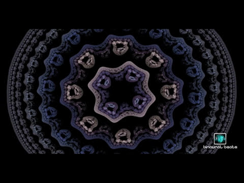 (Water DROPS) Healing during Deep Sleep with Delta binaural beats music