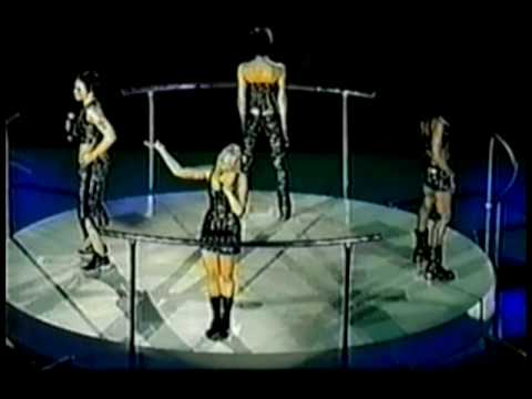 Spice Girls - Goodbye Live At Earl's Court