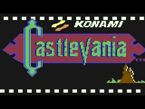 Castlevania - C64 Soundtrack [Emulated]