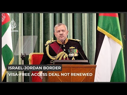 Jordan reclaims borderlands as Israel ties under strain