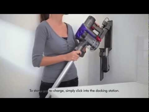 Dyson draadloze stofzuiger DC35 Digital Slim  YouTube