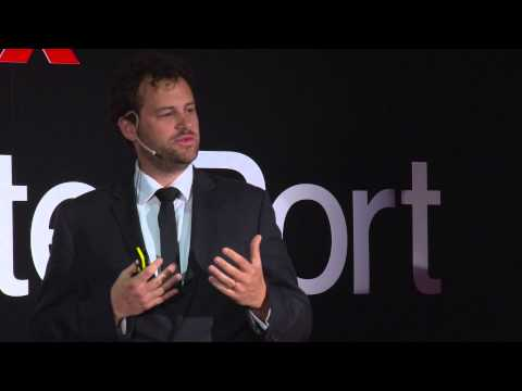 Building healthcare from scratch | James Maskell | TEDxStPeterPort