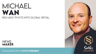 "Michael Wan | ""Red meat pivots into global retail"""