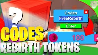 ROBLOX MINING SIMULATOR: 4TH OF JULY REBIRTH CODES! *UPDATE*