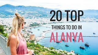 Video: 20 Things To Do In Alanya