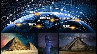 Increíble! Todos los Monumentos Antiguos están Conectados Globalmente