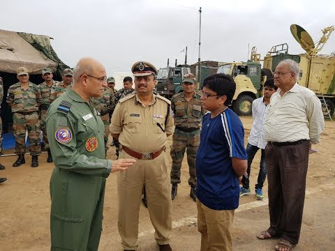 Gujarat Flood Relief Operations By Indian Army And Indian Air Force