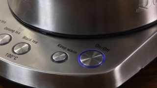 видео Чайник термос: преимущества, функции и характеристики