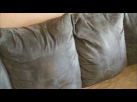 HGTV:Sprucing Up Your Microfiber Couch   YouTube