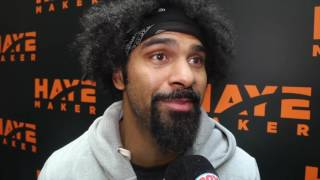 david haye on why he ll fight briggs khan s ko defeat to canelo not impressed by fury s condition