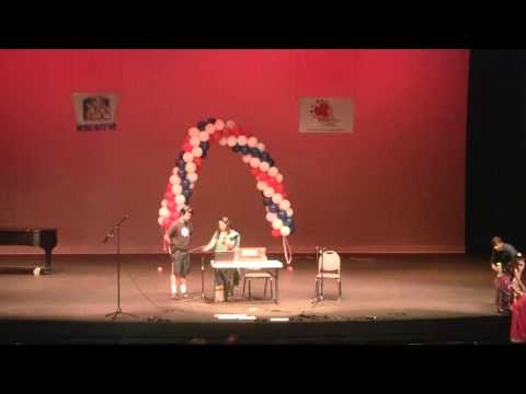 Saratoga's Got Talent 2013 GORY DETAILS VIDEO 02/14