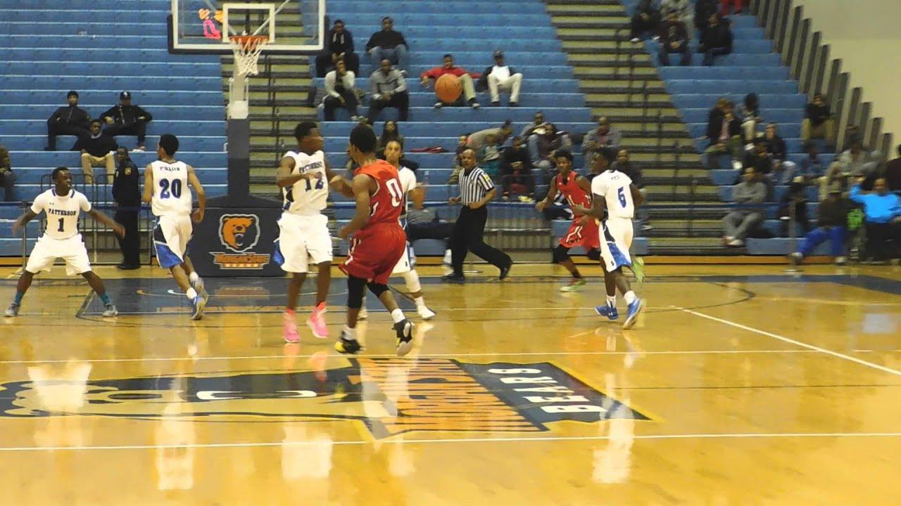 Thomas basket Imhotep Charter/Patterson boys basketball 1 ...