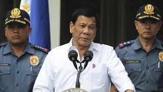 Repeat youtube video Martial Law Declared In Philippines