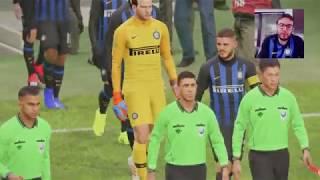 (GAMEPLAY LIVE) PRONOSTICO INTER-PSV [Champions-League] PES 2019