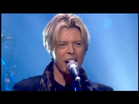 """David Bowie """"- Live At Hammersmith Riverside 2003 -"""" [Full HD]"""