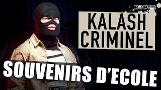 """KALASH CRIMINEL - SOUVENIRS D'ECOLE : """"Il faut parler plus de l'Afrique"""""""