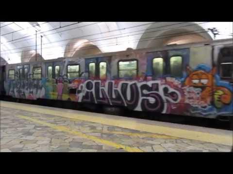 Metropolitana di  Roma - Metro in Rome