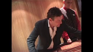 Jimmy White at the Casino!