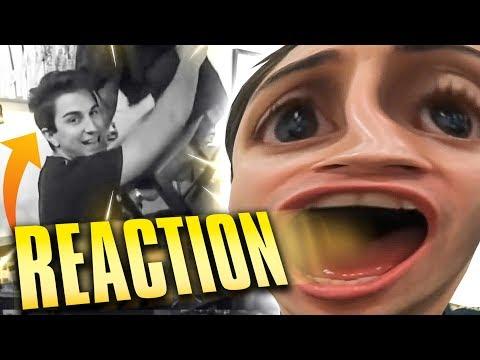 IL VIDEO REACTION PIU' BELLO DI SEMPRE!
