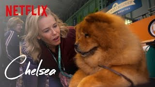 Chelsea's Day at Crufts Dog Show | Chelsea | Netflix