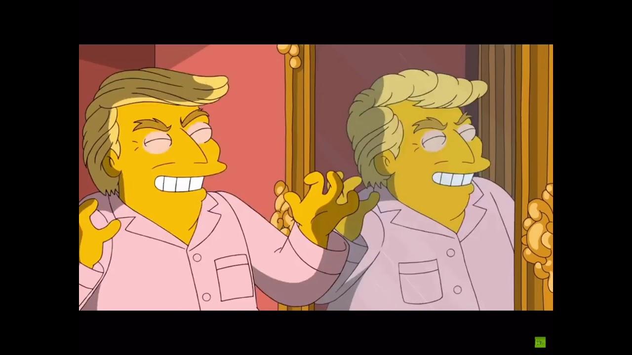 Download Donald Trump The Simpsons season 31 episode 7