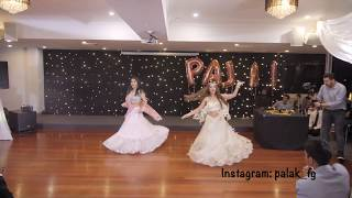 Dilbar Dilbar (Solo Dance) amp; Dil Diya Gallan  Birthday Bollywood Dance Performance 2018