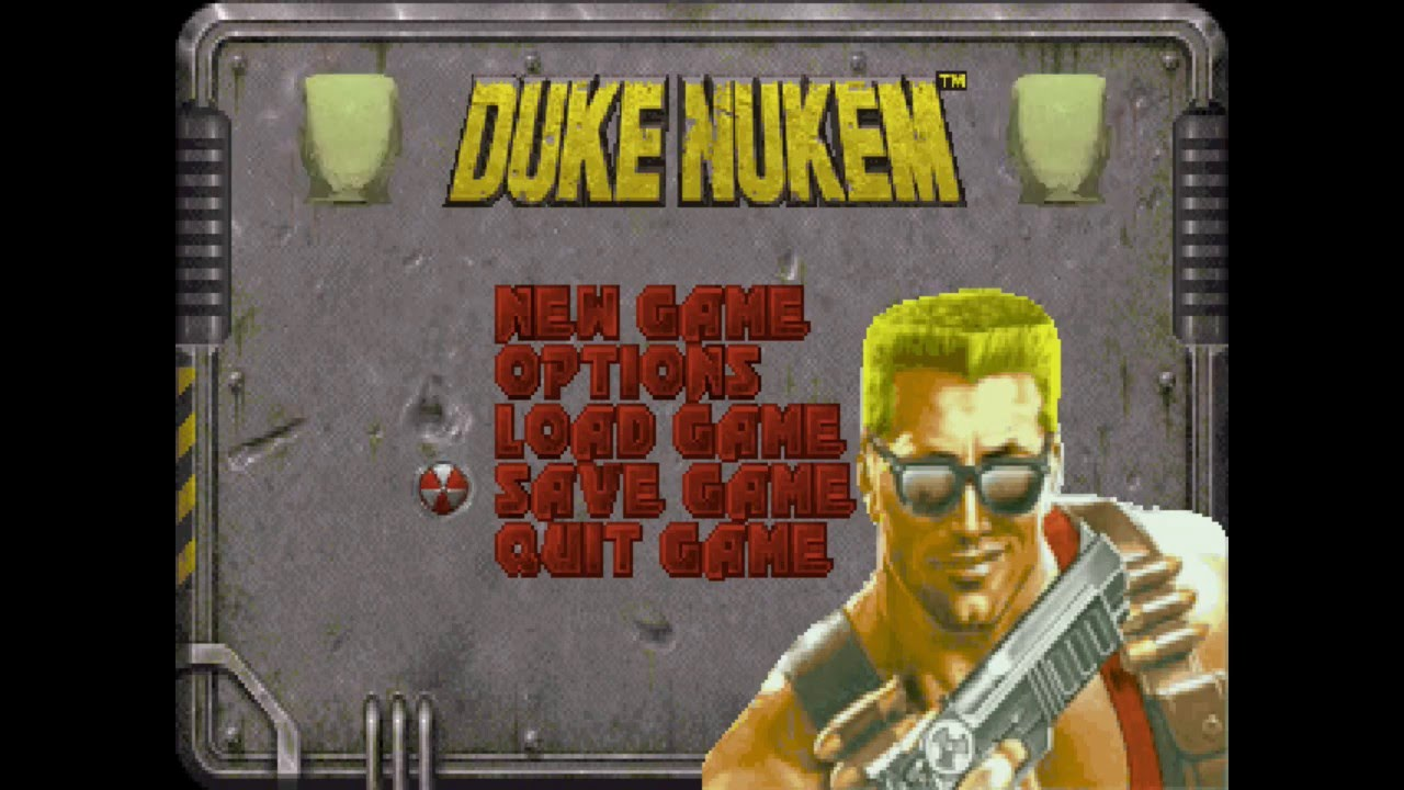 Playing as Duke Nukem in 'Doom II' Is Fun As Hell - VICE
