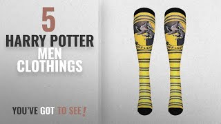 Top 10 Harry Potter Men Clothings [ Winter 2018 ]: Harry Potter Houses Apparel & Accessories Choose
