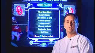 PlayStation Underground Jampack Winter 2001 [NCAA Gamebreaker 2001] [Cool Move] [Clip 2]
