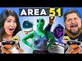 Generations React To Area 51 Raid