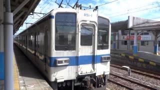 東武鉄道佐野線 佐野市駅