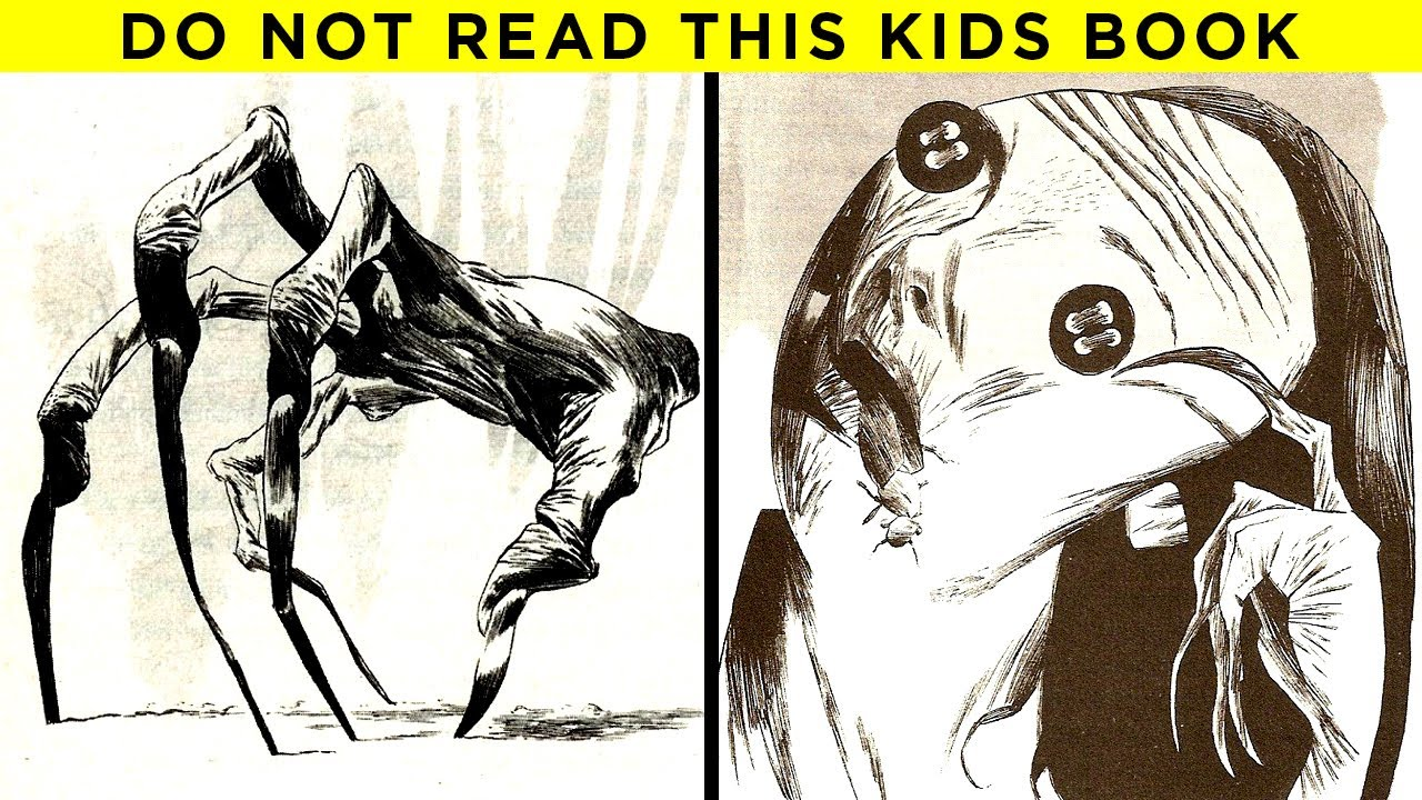 Strangest Children's Books Tales You Won't Believe Are Real