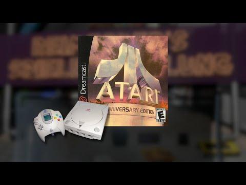 Gameplay : Atari Anniversary Edition [Dreamcast]