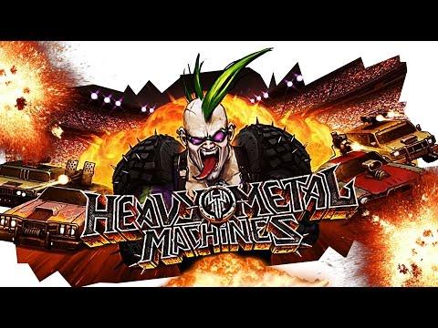 HEAVY METAL MACHINE: ADRENALINA!