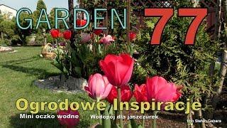 GARDEN DESIGN (77) Waterhole for viviparous lizard. Ogrodowe Inspiracje.